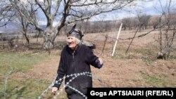 Супруга Даты Ванишвили
