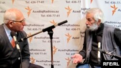 Xaliq Bahadır və Mir Teymur