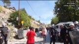 Demonstranti blokirali Cetinje