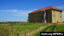 «Айше-Мечеть», располагающаяся на месте будущего строительства микрорайона «Крымская роза»