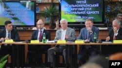 Круглий стіл у Миколаєві, 21 травня 2014 року