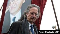 Na strani Miloševića: Peter Handke