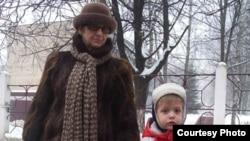 Люцына Бяльзацкая і Даніла Саньнікаў