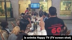 """IZ TV rijalitija """"Parovi"""""""