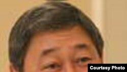 Бактыкожа Измухамбетов, аким Западно-Казахстанской области. Фото из газеты «Новое поколение».