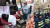 Ոստիկանները ցրել են վրացի ընդդիմադիրների ցույցը