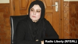 Noorzia Atmar, a former rights campaigner and lawmaker in the national parliament, has gone into hiding since she was stabbed and threatened by her former husband.