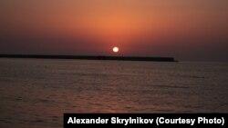 Отдых в Крыму. Из архива Свободы