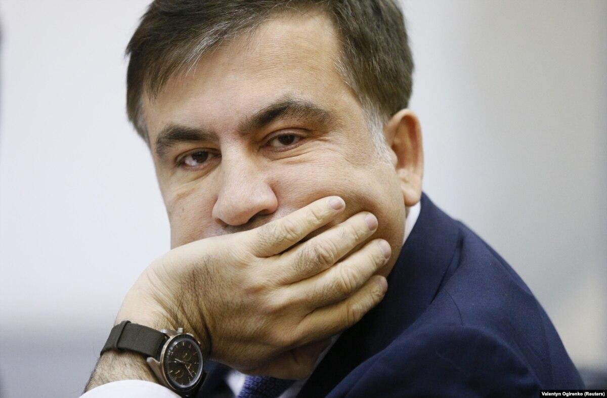 Саакашвили снял свою партию с выборов в Раду Украины в пользу силы Зеленского