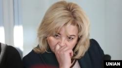 Голова Державної аудиторської служби України Лідія Гаврилова