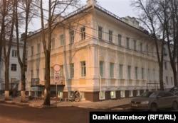 Здание, в котором может разместиться новый музей