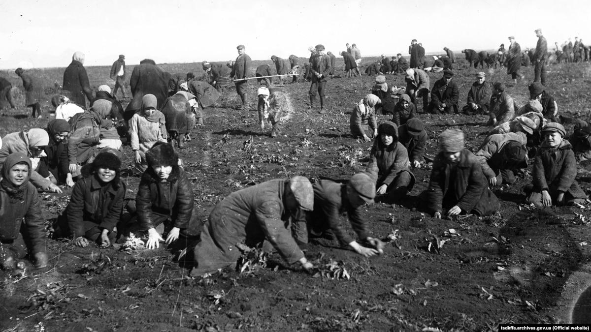 «Голодомор организовали для придушения и усмирения украинской нации» – полковник СБУ