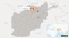 ولایت بلخ در نقشه افغانستان