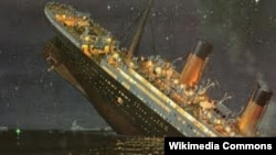 """Titanik""in rəsmi"