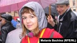 Ռուսաստանցի ակտիվիստ Քսենյա Ֆադեևա, արխիվ