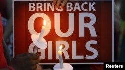Кампанія «Поверніть наших дівчат» у США, 11 травня 2014 року