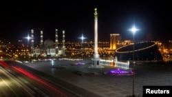 Кечки Астана.