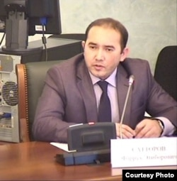 Фаррух Сатторов