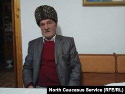 Алисхан Плиев, отец Рамазана