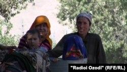 Täjigistandaky türkmenler
