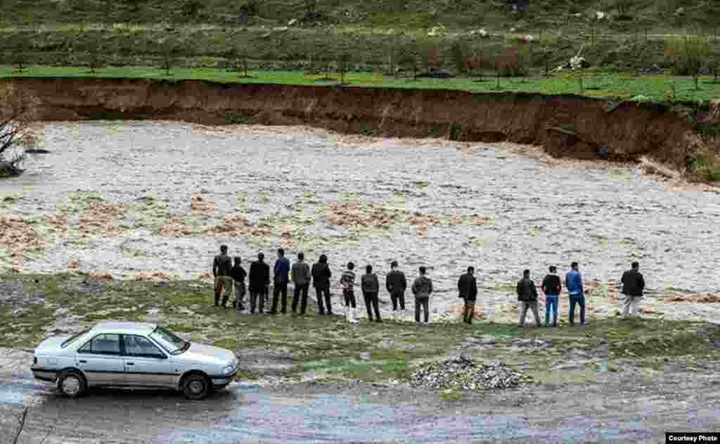 بیشتر قربانیان سیلها مربوط به شهرستان عجبشیر در استان آذربایجان شرقی است.
