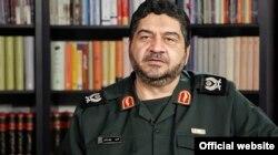 محمود چهارباغی، فرمانده سابق توپخانه سپاه