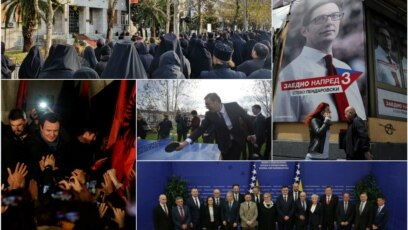 Balkans - Most important events in 2019, combo photo, 30Dec2019