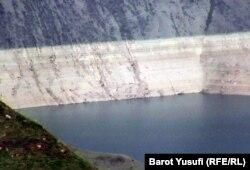 Водохранилище Нурекской ГЭС (фото архива)