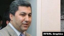 Мухиддин Кабири, лидер Партии исламского возрождения Таджикистана.