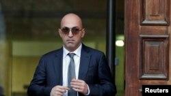 Малтийският бизнесмен Йорген Фенек е считан за една от ключовите фигури около убийството на Дафне Каруана Галиция