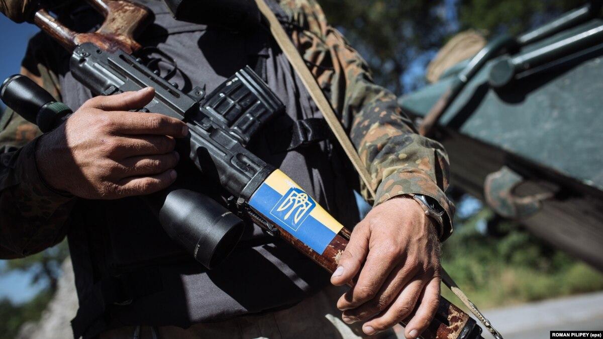 Один украинский военный ранен на Донбассе 8 ноября – штаб