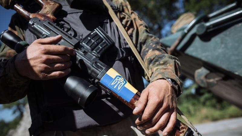Український військовий загинув від вибуху під час навчань – штаб АТО