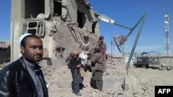 На місці одного з терактів в Афганістані: смертник підірвав вибухівку посеред черги по хліб