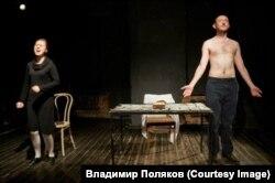 """Спектакль """"Вятлаг"""" """"Театра.doc"""" - премьера в конференц-зале общества """"Мемориал"""""""