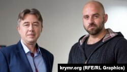 Олександр Янковський і Павло Казарін