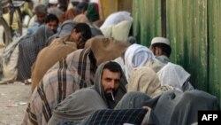 معتادان مواد مخدر در افغانستان