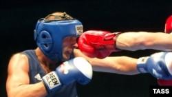 Андрей Баланов - претендент на золотую медаль в весе до 69 кг.