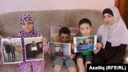 Сулдан: Хадиджа, Халид, Фатих һәм Фатма Исмаиловлар
