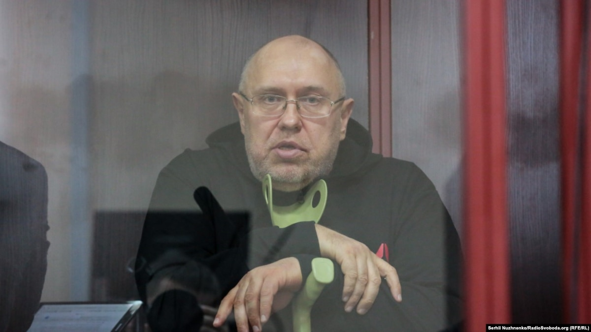 Дело Гандзюк: суд оставил под стражей Павловского