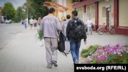 Китайські робітники у Добруші