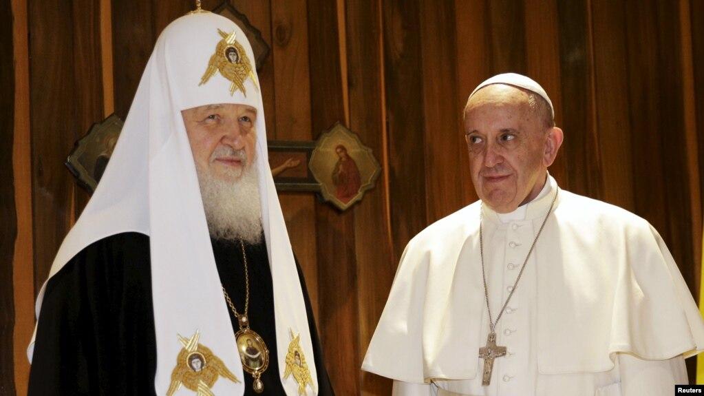 Секс с верующим католиком