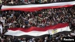 Protesti u Kairu protiv Morsijevog dekreta, 27. studeni 2012.