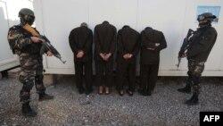 پخوانی تصوير - افغان امنيتي ځواکونو په دې وروستيوو کې د داعش وسله والې ډلې پر ضد عمليات تېز کړي دي.