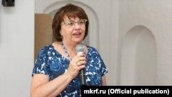 Директор «Херсонеса Таврического» Светлана Мельникова