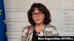 Специалният пратеник на Службата на Върховния комисар за правата на човека към ООН по насилието срещу жени Дубравка Симонович