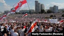 Минск 16-уми августи соли 2020