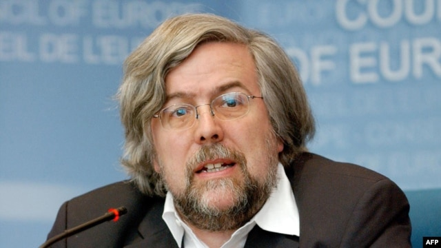 Swiss parliamentarian and PACE rapporteur Andreas Gross