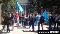 Crimea - Anniversary of deportation of Crimean Tatars, 18May2017