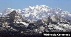 Гималай таулары. (Көрнекі сурет)
