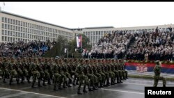 Trupat e Ushtrisë së Serbisë